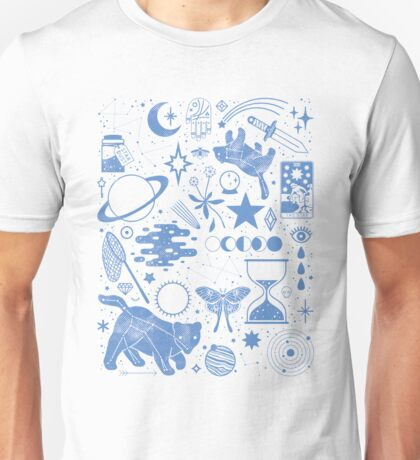 Collecting the Stars Unisex T-Shirt