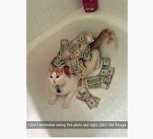Money Cat Unisex T-Shirt