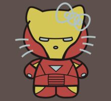 Iron Kitty by LimeCrumpets