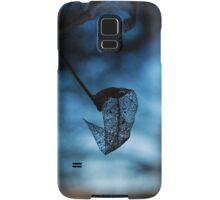 Skeletonised Gum Leaf Samsung Galaxy Case/Skin