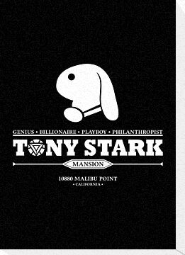 Tony Stark Mansion (White) by Olipop