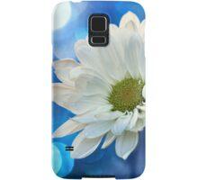 Celebrating Blue & White Samsung Galaxy Case/Skin