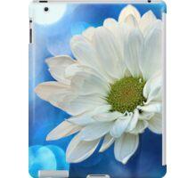 Celebrating Blue & White iPad Case/Skin