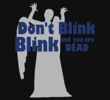 Don't Blink by StephBauer