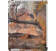 Ousbrough Woods(Textured) iPad Case/Skin