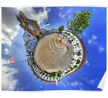 Faro Panorama Planet Poster