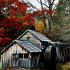 Mabry Mill by lynell