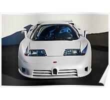 Bugatti EB110 SS Poster