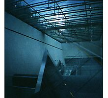 Escalator to Nowhere - Lomo Photographic Print