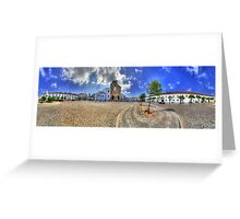 Faro 360 Panorama Greeting Card