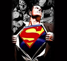 Superman The Man of Steel by neutrone