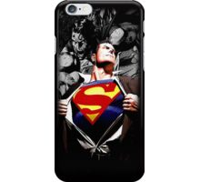 Superman The Man of Steel iPhone Case/Skin