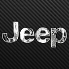 Jeep Logo in Silver Chrome by Chromed