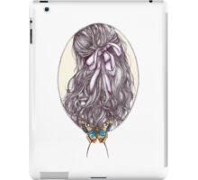 Butterfly and Bow iPad Case/Skin