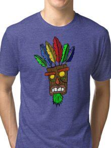 Aku Aku Tri-blend T-Shirt