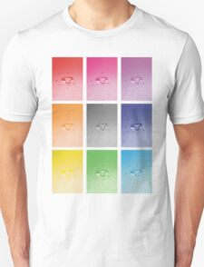 Wet heart - rainbow dash T-Shirt