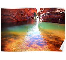 Karijini National Park Poster