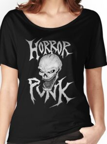 Horror Punk Women's Relaxed Fit T-Shirt