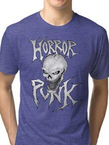 Horror Punk Tri-blend T-Shirt