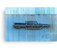 Car Detail Canvas Print