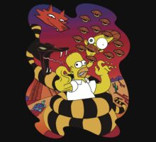 The Mysterious Voyage of Homer by shirtypants