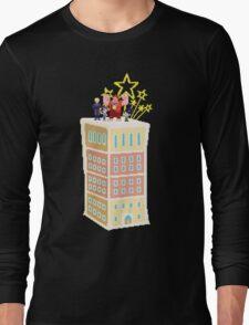 Wreck-It-Ralph's Cake Long Sleeve T-Shirt