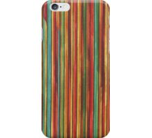 Colorful Stripes iPhone Case/Skin