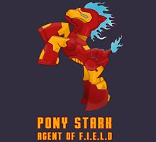 Pony Stark: Agent of F.I.E.L.D Womens Fitted T-Shirt