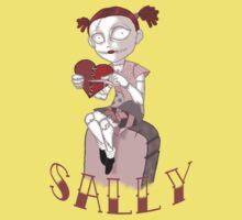 """Sally"" One Piece - Short Sleeve"