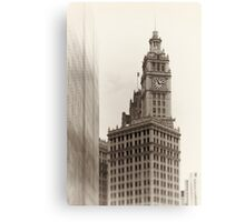 Chicago_Wrigley Building Canvas Print