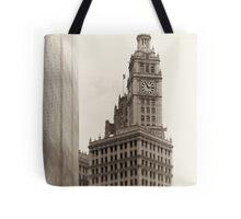 Chicago_Wrigley Building Tote Bag