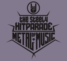 The steely Hitparade of Metal Music 2 (white) by MysticIsland