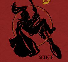 SEEKER by Karen  Hallion