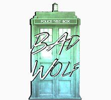 Bad Wolf Tardis Unisex T-Shirt