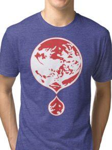 Mother 4 Logo Tri-blend T-Shirt