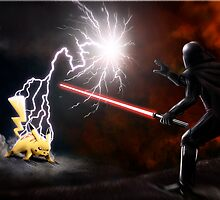 Lord Vader, I choose you! by ChrisMasna