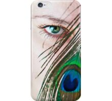 The Peacock iPhone Case/Skin