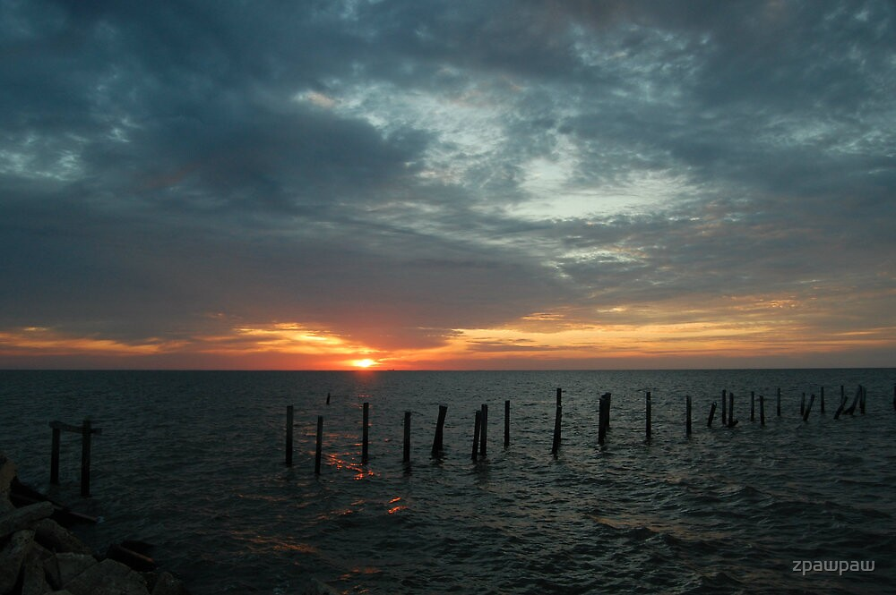 Memorial Day on Mobile Bay........ by zpawpaw