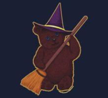 Witchy Bear by JBonnetteArt