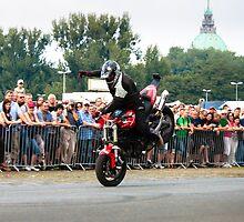 motorcycle stunt 006 by dirk hinz