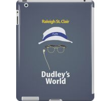 Dudley's World iPad Case/Skin