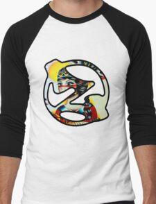 Redskin Grrl Zed Men's Baseball ¾ T-Shirt