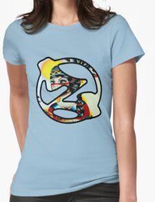 Redskin Grrl Zed Womens Fitted T-Shirt