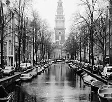 Amsterdam by ConsHugs