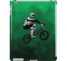 BMX Trooper iPad Case/Skin