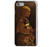 The perfect woman; test subject #4 iPhone Case/Skin
