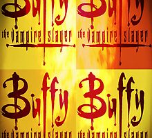 Buffy Logo by GiraffesAreCool