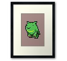 Baby Drago (Super Smash Bros. 4) Framed Print