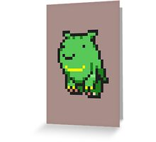 Baby Drago (Super Smash Bros. 4) Greeting Card