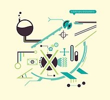 Futuristic Imagination - Frog by UniqSchweick12